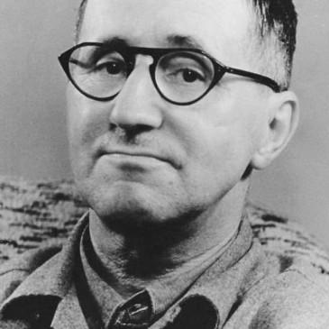 Bertolt Brecht: la vita e il teatro